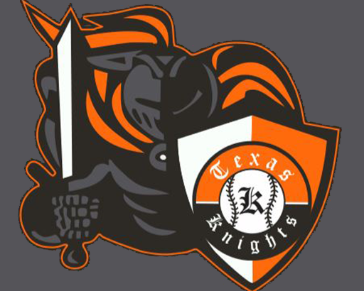 Texas Knights Baseball site icon